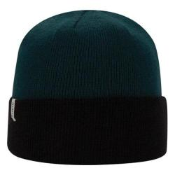 Men's A Kurtz Roll Up Beanie Black