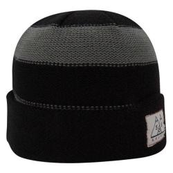 Men's A Kurtz Tic Stripe Watchcap Black