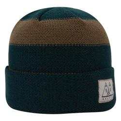 Men's A Kurtz Tic Stripe Watchcap Hunter