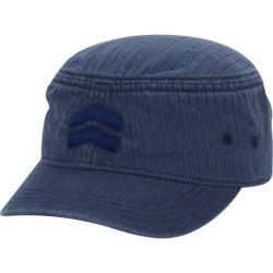 Men's A Kurtz Tonal Military Hat Navy
