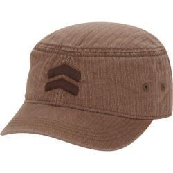 Men's A Kurtz Tonal Military Hat Tan
