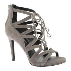 Women's Kenneth Cole New York Brielle Cage Sandal Elephant Suede