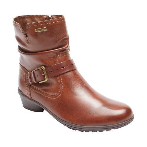 Shop Women S Rockport Cobb Hill Riley Waterproof Boot