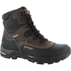 Men's Hi-Tec Trail OX Winter Mid 200 I Waterproof Boot Black/Charcoal Leather