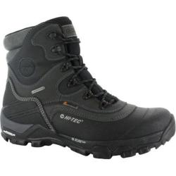 Men's Hi-Tec Trail OX Winter Mid 200 I Waterproof Boot Chocolate/Black Leather