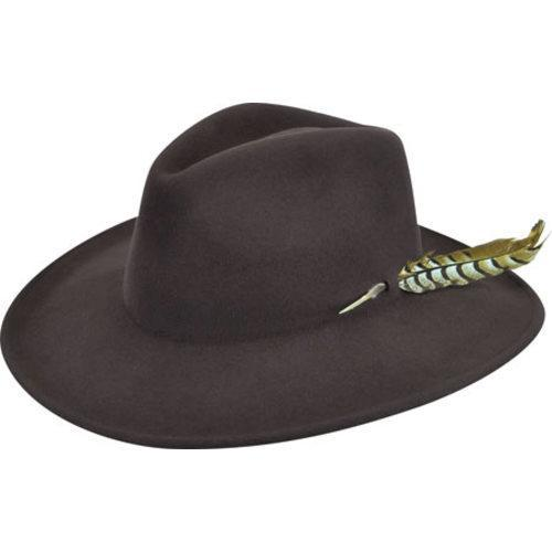 Shop Men s Bailey Western Calico Cowboy Hat Fall Brown - Free Shipping  Today - Overstock - 12537791 c6acdb73244