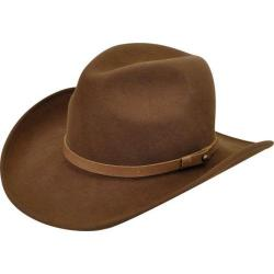 Men's Bailey Western Goldfield Cowboy Hat Tobacco