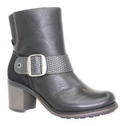 Women's Dromedaris Holly Boot Black Leather