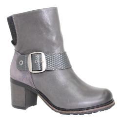 Women's Dromedaris Holly Boot Graphite Leather