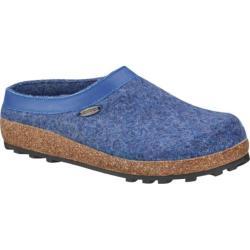 Giesswein Acadia Clog Slipper Jeans Wool