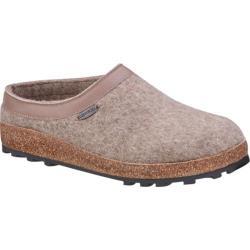 Giesswein Acadia Clog Slipper Sand Wool