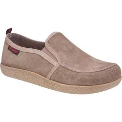 Giesswein Alpen Closed Back Clog Earth Suede/Leather