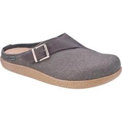 Giesswein Brixlegg Clog Earth Wool/Leather