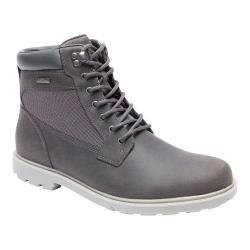 Men's Rockport Rugged Bucks High Boot Castlerock Grey