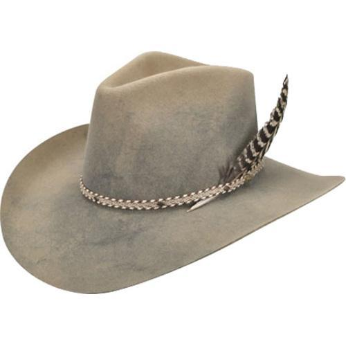 88bf111784c Shop Men s Bailey Western Lucius Cowboy Hat Camel Lite Steel Swirl - Free  Shipping Today - Overstock - 12547476