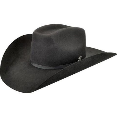 dac8861703293 Men s Bailey Western Murphy II Cowboy Hat Black