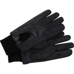 Men's Ben Sherman Leather Driving Gloves Staples Navy