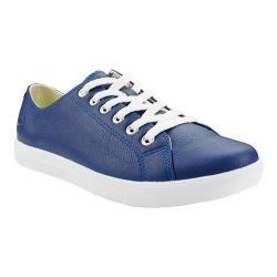 Men's Burnetie Ox Leather Sneaker 38516 Blue Leather