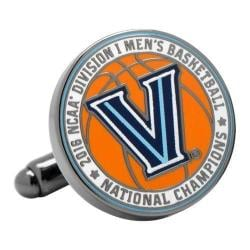 Men's Cufflinks Inc 2016 Villanova Wildcat National Champions Cufflink Multi