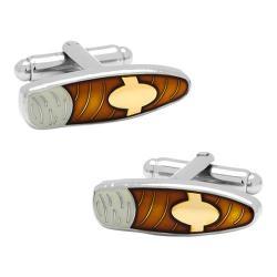 Men's Cufflinks Inc Cigar Cufflinks Brown