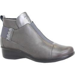 Women's Dromedaris Rihana Ankle Boot Slate Leather