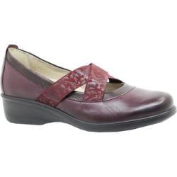 Women's Dromedaris Rita Slip-On Violet Leather