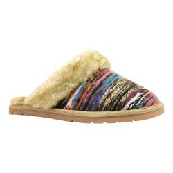 Women's Lamo Juarez Scuff Slipper Chestnut