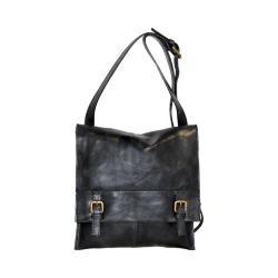 Women's Nino Bossi Carnation Bloom Cross Body Bag Black