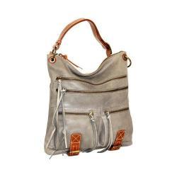Women's Nino Bossi Cherry Bloom Shoulder Bag Stone