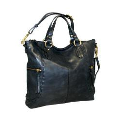 Women's Nino Bossi Petunia Tote Handbag Black
