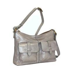 Women's Nino Bossi Rose Tea Cross Body Bag Stone