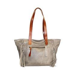 Women's Nino Bossi Shasta Daisy Tote Handbag Stone