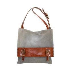 Women's Nino Bossi She Loves Me Medium Handbag Stone