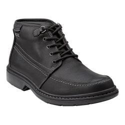Men's Clarks Rockie Top GTX Black Leather