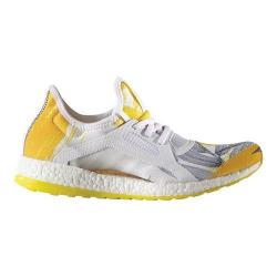 Women's adidas Pure Boost X Trainer Running White/Running White/Shock Yellow