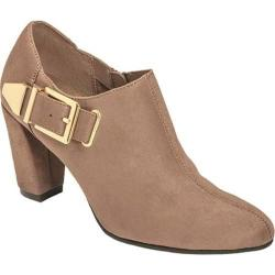 Women S Skechers Bobs High Notes Melodies Bootie Taupe