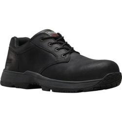 Dr. Martens Linnet SD Non-Metallic Safety Toe 4 Eye Shoe Black Connection