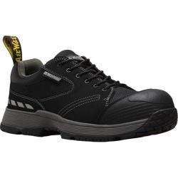 Men's Dr. Martens Vane EH Non-Metallic Safety Toe 6 Eye Shoe Dark Grey Extra Tough Nylon