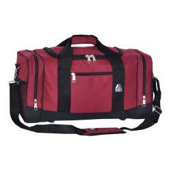 Everest 20in Sporty Gear Bag 020 Burgundy/Black