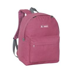 Everest Classic Style Backpack 2045CR Marsala