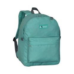 Everest Classic Style Backpack 2045CR Mint
