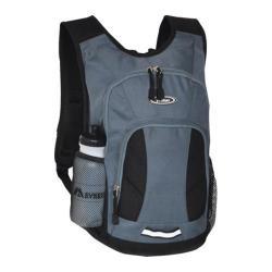 Everest Mini Hiking Pack Dark Gray/Black