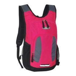Everest Mini Hiking Pack Hot Pink/Gray