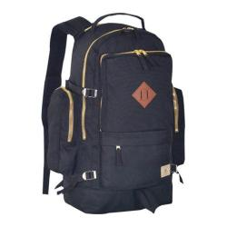 Everest Outdoor Laptop Backpack Black