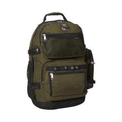 Everest Oversize Deluxe Backpack Olive/Black