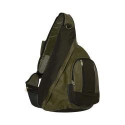 Everest Sling Body Bag BB015 Olive/Black