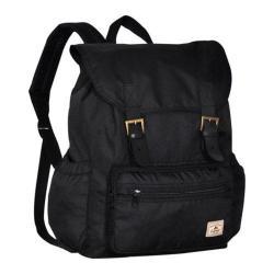 Everest Stylish Rucksack Black