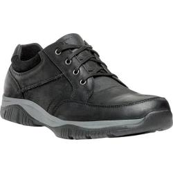 Men's Propet Devan Lace-Up Black Nubuck/Leather