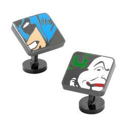 Men's Cufflinks Inc Batman and Joker Mash Up Cufflinks Multi
