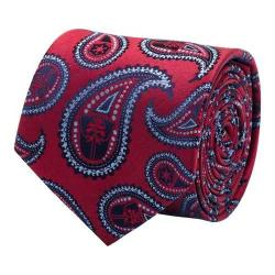 Men's Cufflinks Inc Darth Vader Paisley Tie Red